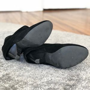 Steve Madden Shoes - Steve Madden Carlsen Black Suede Booties